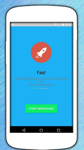 WA Plus Messenger 1.0 screenshots 1