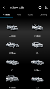 Mercedes-Benz Guides- screenshot thumbnail