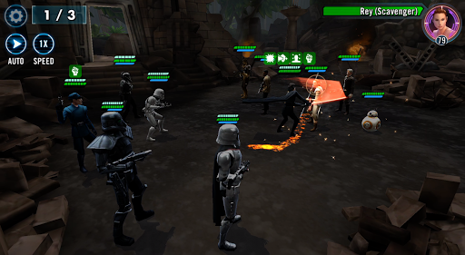 Star Warsu2122: Galaxy of Heroes 0.10.279290 screenshots 6