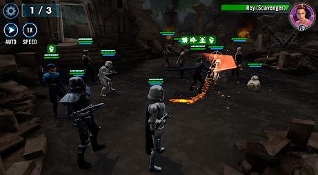 Star Wars™: Galaxy of Heroes APK screenshot thumbnail 1