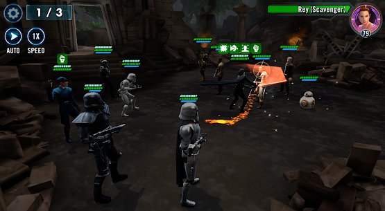 Star Wars™: Galaxy of Heroes Mod 0.20.643856 Apk [Unlimited Money] 6