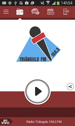 Rádio Triângulo 104 3 FM