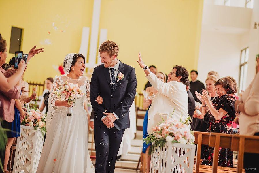 Wedding photographer Wilder Córdova (wilder). Photo of 01.07.2017