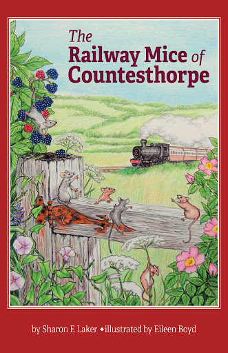 The Railway Mice of Countesthorpe cover