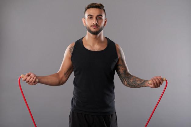 Saltar la cuerda, un deporte para empresarios