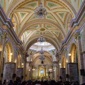 Tepeaca by Gliserio Castañeda G - Buildings & Architecture Public & Historical