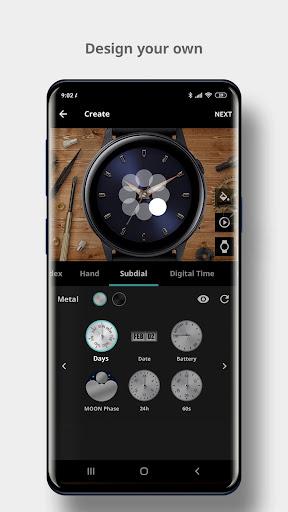 MR TIME - Free Watch Face Maker 6.3.10 screenshots n 2