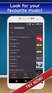 📻 Chilean Radio FM & AM Live! screenshot 0