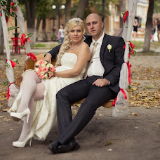 Wedding photographer Irina Tereschenko (fototera). Photo of 07.01.2016