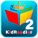 Learn to read for kids FREE. KidReadler icon