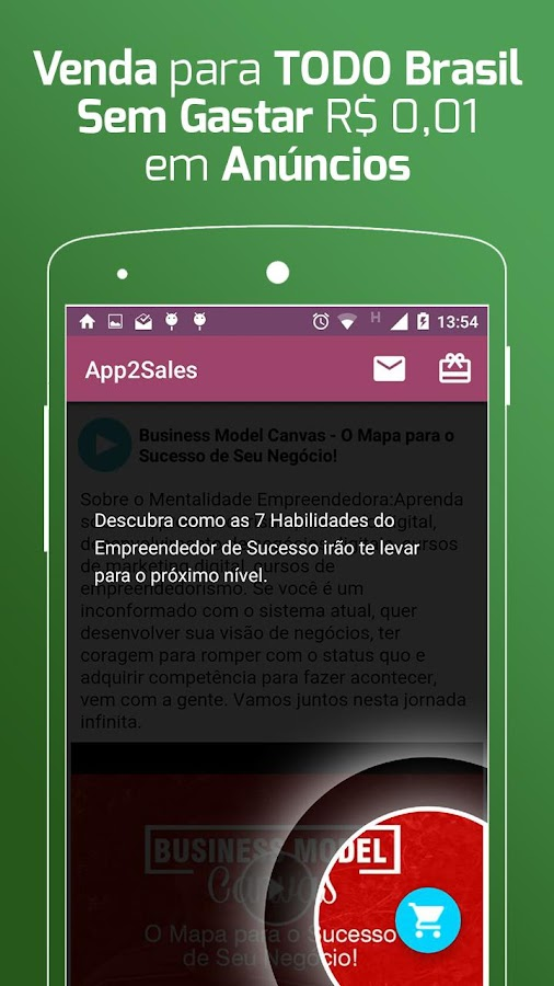 App2Sales- screenshot