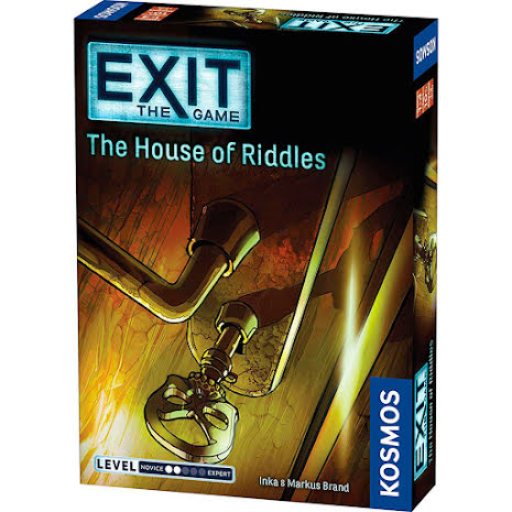 EXIT 12: The House of Riddles (EN)