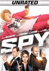 Spy Unrated