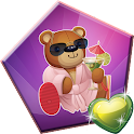 Cute Teddy Bear LWP icon