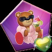 Cute Teddy Bear LWP