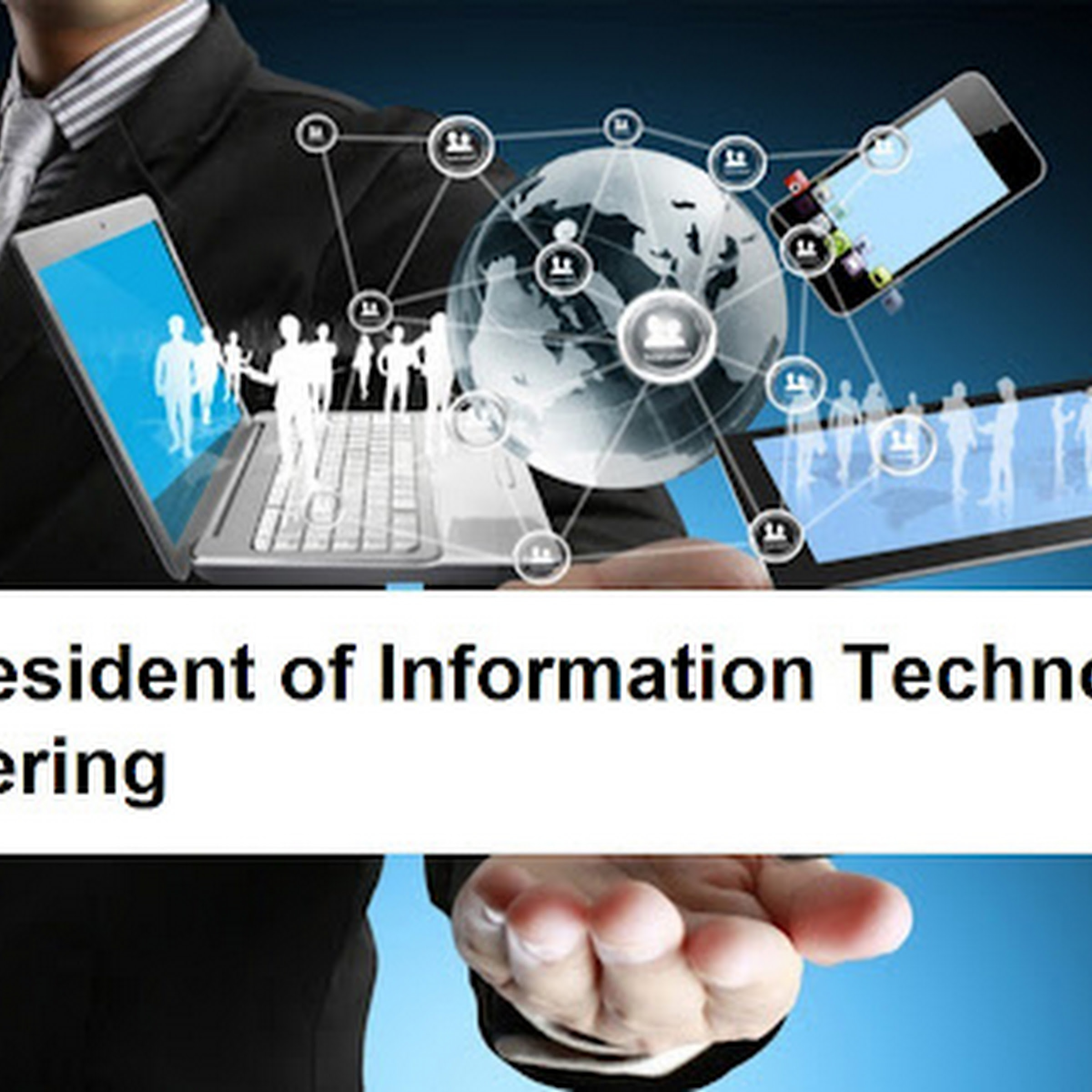 Vice President of Information Technology Engineering