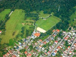 Photo: Mückenloch-Sportplatz, September 2006