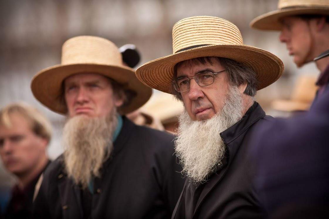 O mundo simples e solitário dos Amish