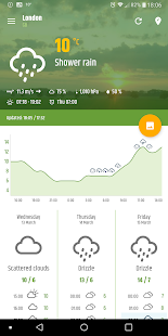 Simple weather & clock widget (no ads) APK image thumbnail 7