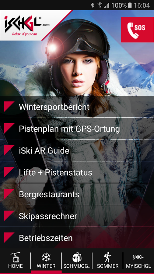 iSki Ischgl- screenshot