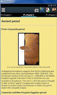 HISTORY OF JERUSALEM - náhled