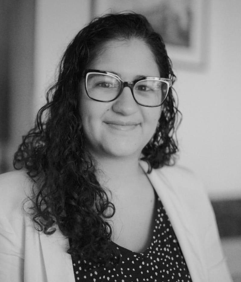 Luiza Correa. © Instituto Rodrigo Mendes