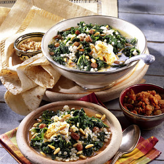 Barley and Kale Soup