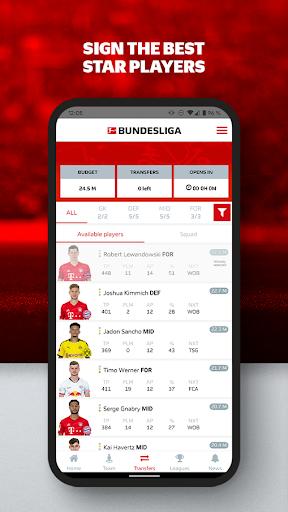 Official Bundesliga Fantasy Manager  screenshots 3
