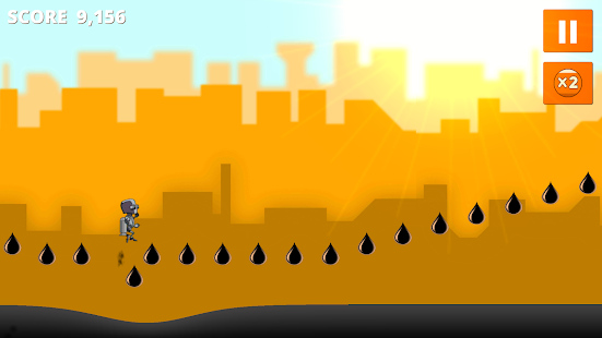 Petroleum Madness Runner- screenshot thumbnail