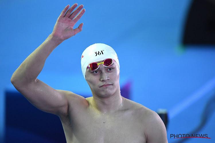 TAS legt Chinese topzwemmer monsterlijke straf op