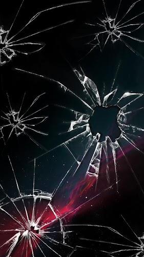 Download 3d Broken Glass Live Wallpaper Background Parallax