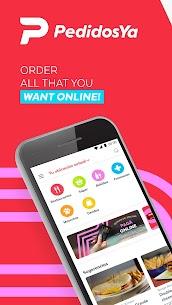 PedidosYa – Delivery Online 1