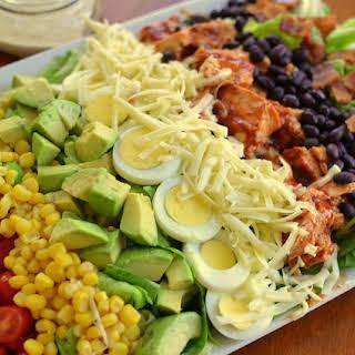 Barbecue Chicken Cobb Salad.