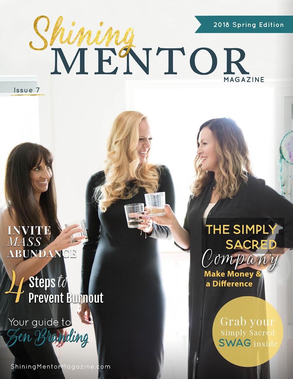 shining mentor magazine