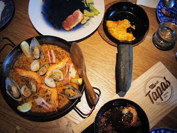 Go eat Tapas Dining BAR 西班牙餐酒館