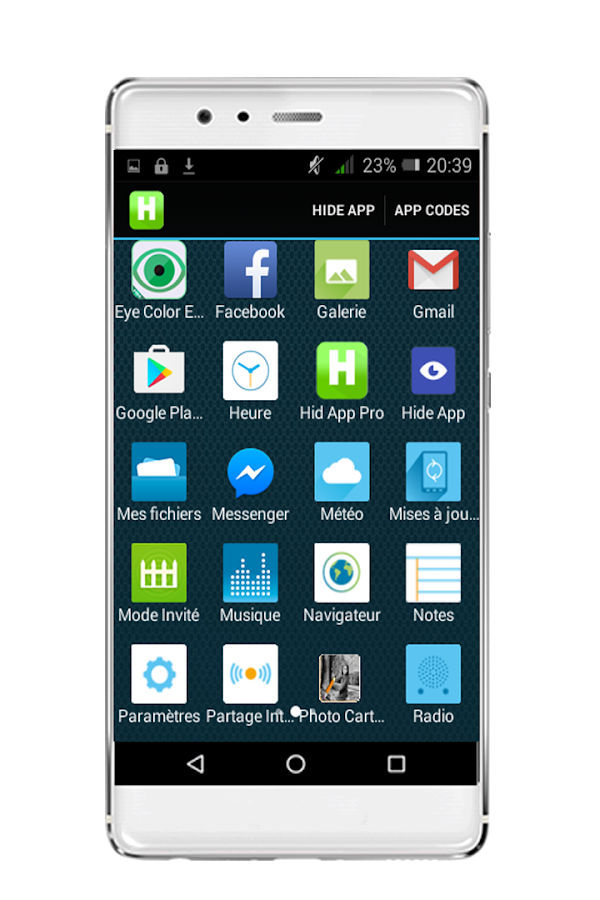 How to hide apps in google play store
