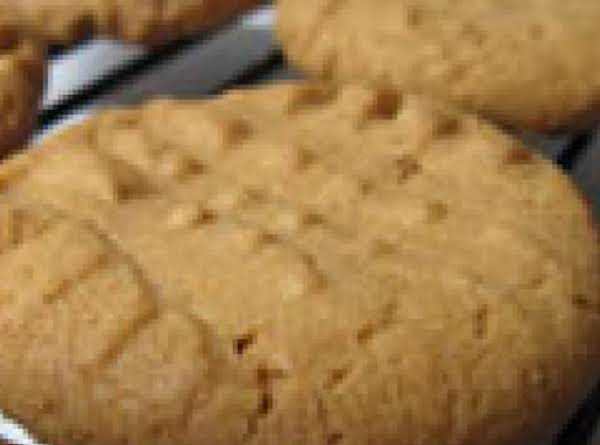 No Sugar No Flour Peanut Butter Cookies
