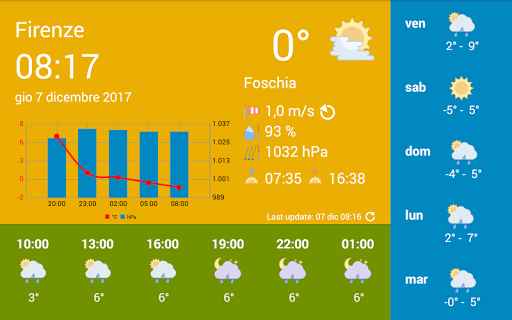 WhatWeather - Weather Station ad-free 1.3.6 screenshots 4