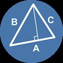 Geometry calculator icon