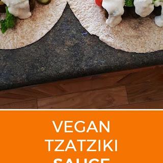 Vegan Tzatziki Sauce