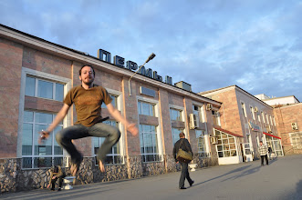 Photo: Jumping in Perm