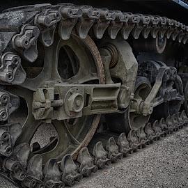 Panzer by Marco Bertamé - Transportation Other ( panzer, armor, tank,  )