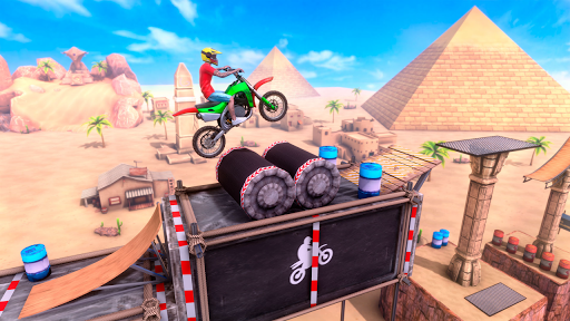 Bike Stunt 2 New Motorcycle Game - New Games 2020 apktram screenshots 3