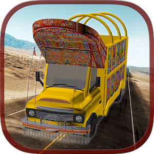 Pak Truck Driver Cholistan for PC and MAC