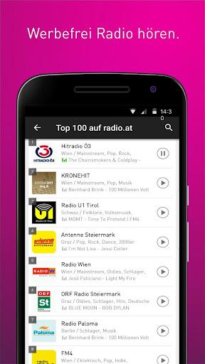 radio.at PRIME screenshot 1
