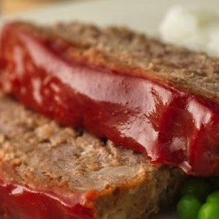 Gluten-Free Glazed Meat Loaf Recipe For Dinner