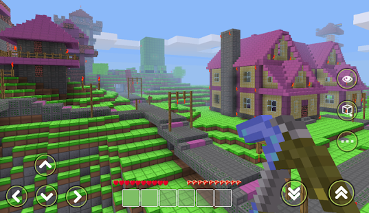 Home For Girls Build Craft Screenshot Thumbnail