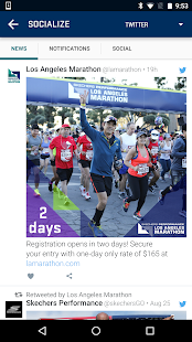 Los Angeles Marathon- screenshot thumbnail