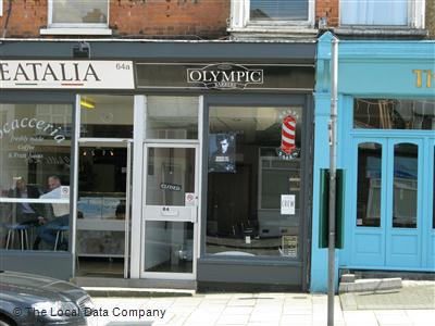 Olympic Gents Hairdressers In St Albans