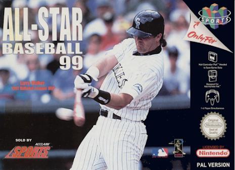 All-Star Baseball 99
